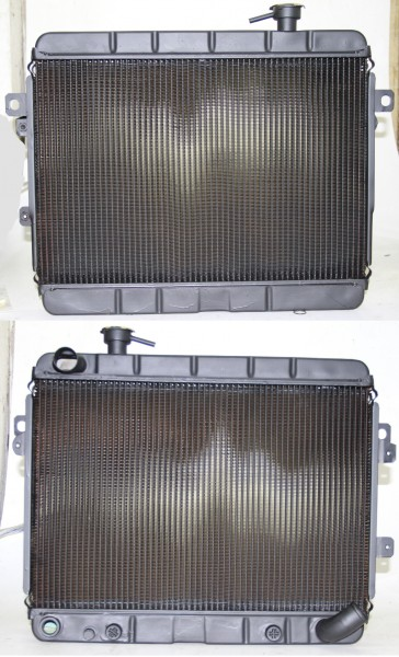 Kühler Automatik Fiat 124 Spider Pininfarina 2 L