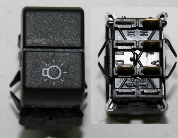 Schalter, Lichtschalter Fiat Orig.-Nr.: 5939486