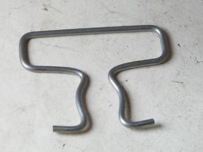 Feder für Bremszangenhalter Fiat 124, 125,128, Ritmo, 131, 132,