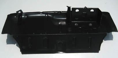 Kofferraumwanne -vorn- komplett Fiat 500 D / F / L / R