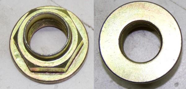 Achsmutter, Sicherungsmutter M 24x1,5 DX