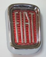 Frontemblem Frontzierstück Emblem Fiat 500 L