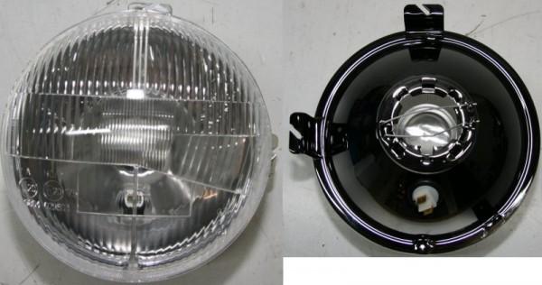 H4 Scheinwerfer Fiat 128 - Rally Zastava