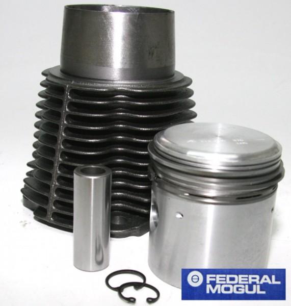 1 Zylinder inklusive Kolben 650ccm