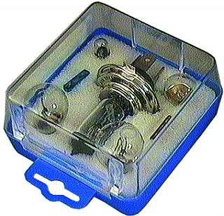 Glühbirnen Set Autolampen Ersatzkasten H4 7-teilig in Plastikbox