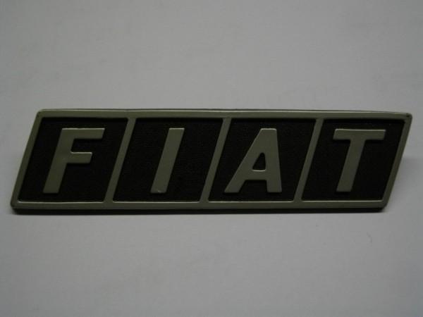 """Fiat 500 R Frontemblem Schriftzug """"FIAT"""""""