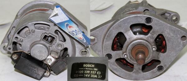 Fiat 127, 128 Lichtmaschine OE 0120339527 14V 33A 27