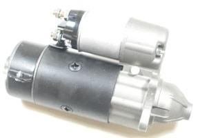 Anlasser im AT Fiat 126, 126 BIS mit Magnetschalter