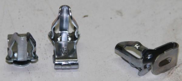 Mercedes Benz Klammer, Klemme Metall - 10x für Türverkleidung