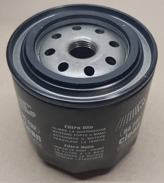 Ölfilter -dick-(D=96 Ø mm) Clean DO232 R-61 Fiat 124, 125, 131,u