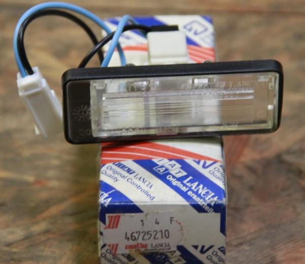 Nummernschildbeleuchtung Lancia Dedra 46725210