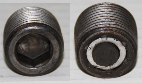 Ölablaßschraube mit Magnet für alle Fiat / Lancia Öleinfüllschra