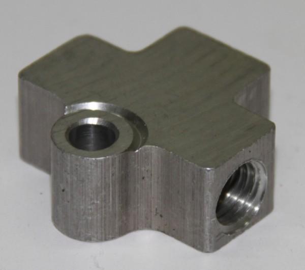 Bremsleitungsverteiler Hinterachse (T-Stück) Fiat 500, 124