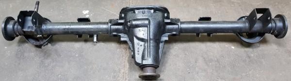 H-Achse CS 78-82 im Tausch ohne Steckachsen 1230 mm