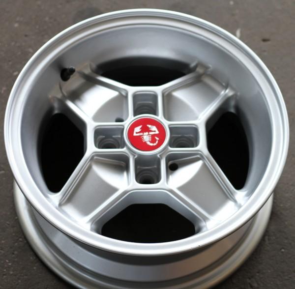CD30 Felgen einzeln Abarth Design zb. für Reserverad