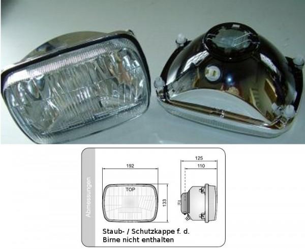Scheinwerfer Fiat 126 - 127 - Fiorino - 128 - 900 T - Seat 133