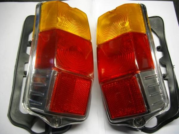 Rückleuchte Rücklicht kompl. links + rechts Fiat 500 F L R