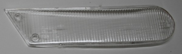 Blinkerkappe / Blinkerglas vorne rechts weiß / klar AS BS CS bi