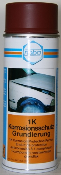 Sprühdose Rostschutz - Grundierung 500 ml Grau