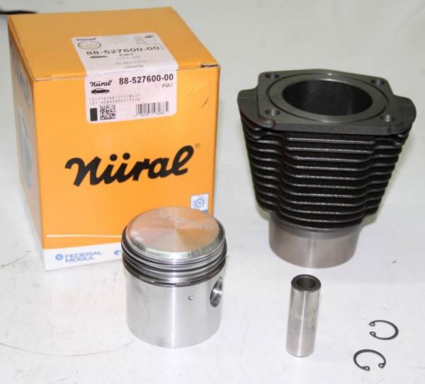 1x Zylinder inklusive Kolben 67,4 mm Fiat 500 D F L