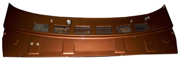 Wischerabdeckung Windleitblech Fiat 124 Spider Pininfarina