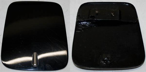 Tankklappe Tankdeckel Fiat 124 Spider AS - DS gebraucht