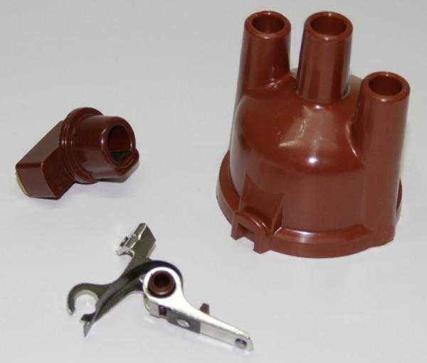 Verteilerkappe, Finger, Zündkontakte 500 R / 126