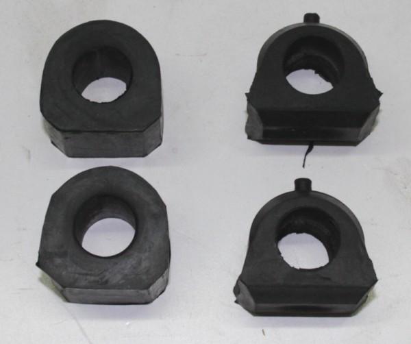 Set Stabilisatorgummis / Stabigummis 2x außen und 2x innen. 124